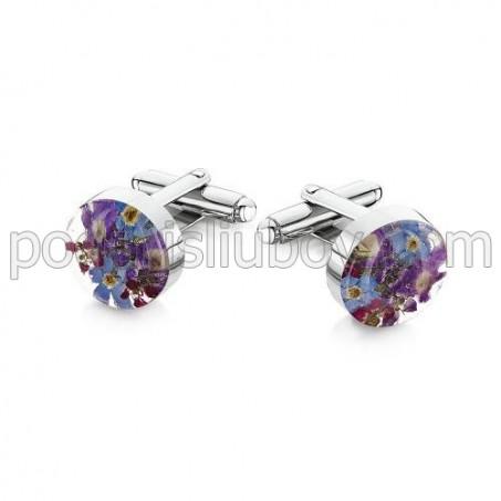 Сребърни ръкавели, Виолетова омая
