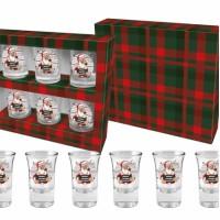 Алкохолни шотове с Дядо Коледа