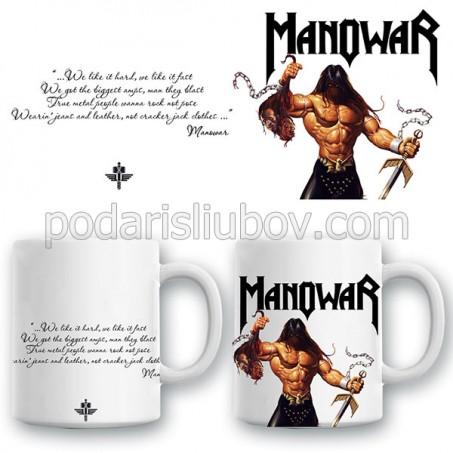 Керамична чаша Manower