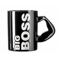Керамична чаша за Шефa Big BOSS, 450мл