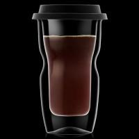 Двустенна термочаша Coffee on the go 340ml, Luigi Bormioli