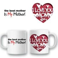 """Керамична чаша """"Най-добрата майка..."""""""