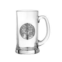 """Халба за бира """"Дървото на живота"""""""