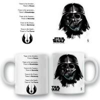 "Керамична чаша ""Darth Vader"""