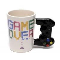 Керамична чаша с дръжка Джойстик