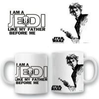 """Керамична чаша """"Luke Skywalker"""""""