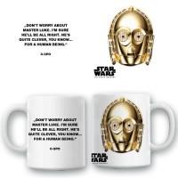 "Керамична чаша ""C-3PO"""