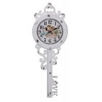 Декоративен стенен часовник Ключ
