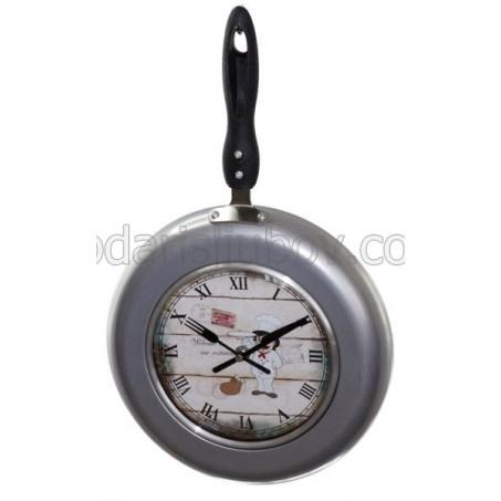 Декоративен стенен часовник Тиган