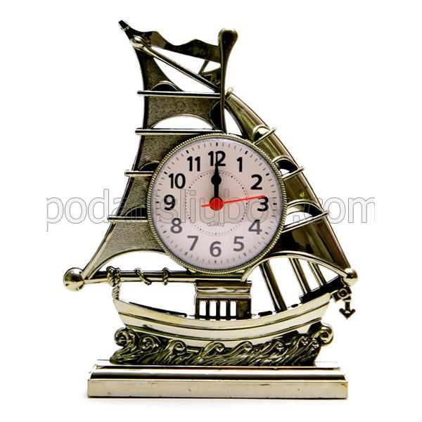 """Декоративен часовник """"Платноходка"""""""