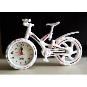 Детски часовник Колело черен/бял цвят