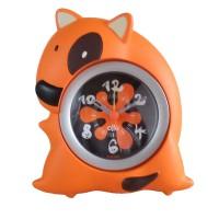 Детски часовник Оранжево куче, настолен