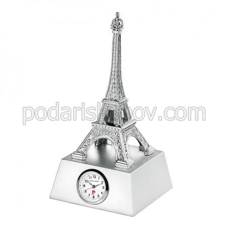 Часовник миниатюра Айфеловата кула, Pierre Cardin