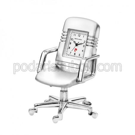 Часовник миниатюра стол, Pierre Cardin
