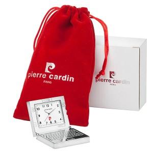 Часовник миниатюра лаптоп, Pierre Cardin