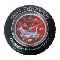 Настолен часовник гума