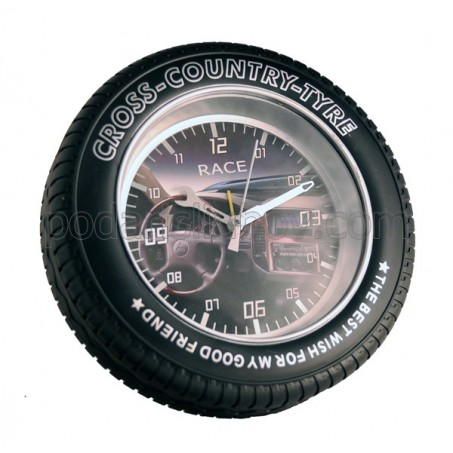 Настолен часовник гума - различни размери