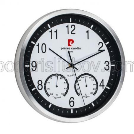 Стенен часовник 'бяло и черно'