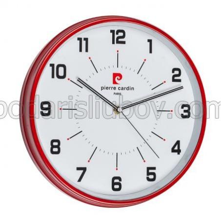 Стенен часовник 'червено'