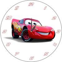Стенен часовник Анимационен герой Макуин, d 26см