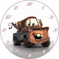 Стенен часовник Анимационен герой Матю, d 26см