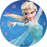 Стенен часовник Елза, d 26см