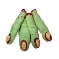 "Сладки бисквити за Хелоуин ""Вещерски пръсти"", 6бр."