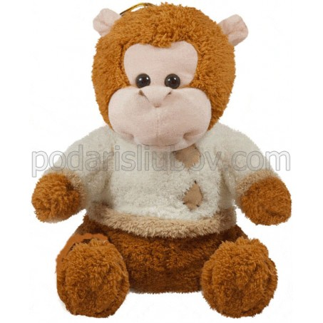 "Плюшена играчка ""Маймунка"""