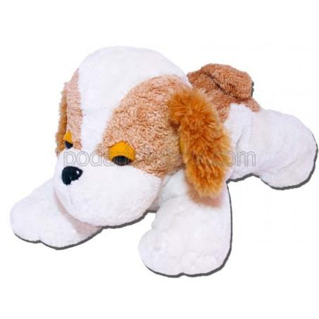 Легнало плюшено кученце, 23см