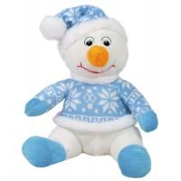 Детско плюшено Снежно човече