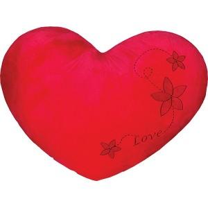 Огромно плюшено сърце 115 см. / 70 см.