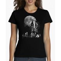 """Дамска тениска """"Светещи Скелети"""""""
