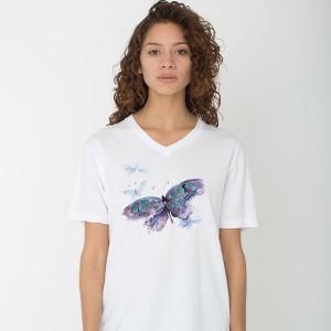 "Дамска тениска ""Пеперуда"""
