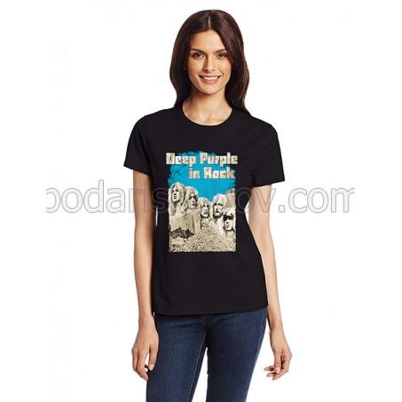 """Дамска тениска """"Deep Purple"""""""
