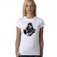 "Дамска тениска ""Darth Vader"""