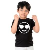 Детска тениска Mr. Anderson, черен цвят