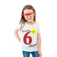 Детска тениска Честит рожден ден