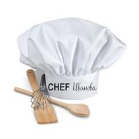 Класическа готварска шапка с Име или друг надпис