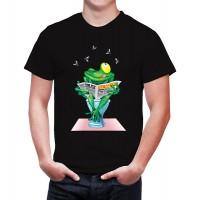 """Мъжка тениска """"Frog Hunter"""""""