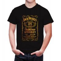 """Мъжка тениска """"Jack Daniels"""""""