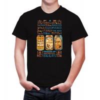 """Мъжка тениска """"Discover The Beer"""""""