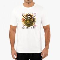 """Мъжка тениска """"Bulgaria 681"""""""