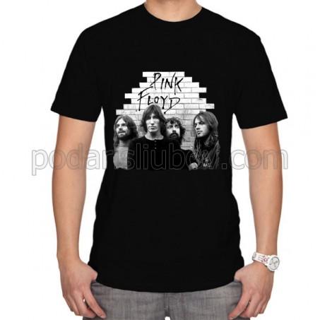 Тениска Pink Floyd the wall