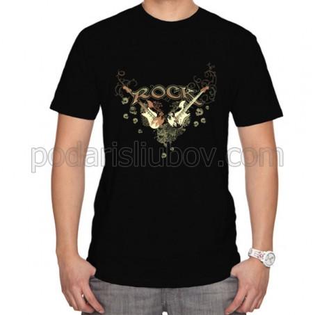Тениска Рок китари