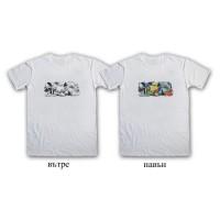 """Мъжка соларна тениска """"Риби"""""""