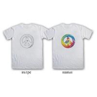 """Мъжка соларна тениска """"Знака на мира"""""""
