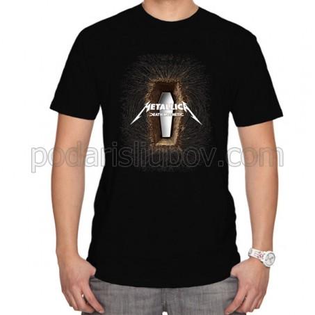 Тениска Metallica (Death Magnetic)