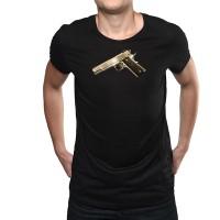 """Мъжка тениска """"Пистолет"""""""