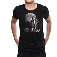"""Мъжка тениска """"Светещи Скелети"""""""