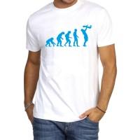 """Мъжка тениска """"Evolution"""""""